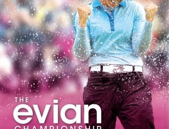 Evian Championship</br> Affiche de rêve