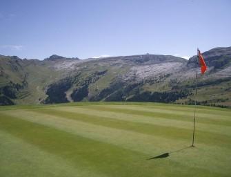 Golf des 2 alpes</br>30 ans d&rsquo;une belle Histoire