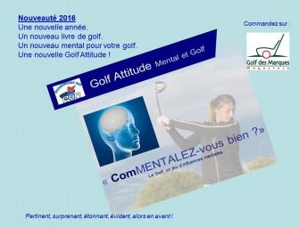Golf Attitude</br>Le Mental au golf