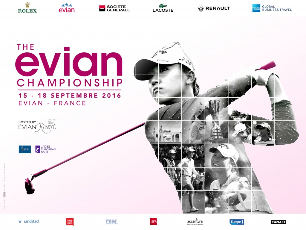 The Evian Championship2016