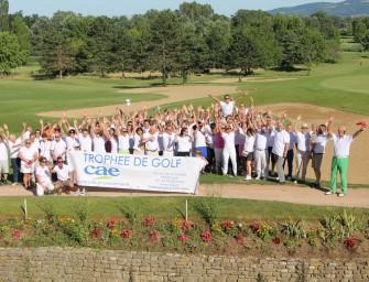 Trophée CAE Assurances</br> une tradition beaujolaise