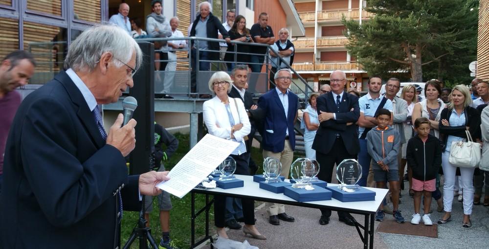 Jean Pierre Canavesi, Président-fondateur du Golf des 2 Alpes