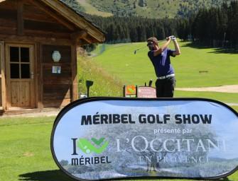 Méribel</br>Le  Golf fait le Show