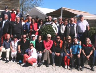 Haute Savoie<br/>La Golf Center fait le plein à Mornex