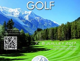 Ultra Golf</br>Rendez-vous à Chamonix
