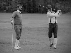 golf retro aux gets