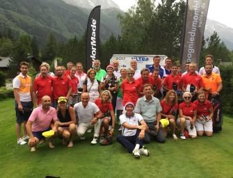 Chamonix<br/>les marathoniens du golf