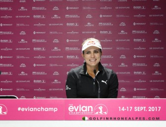 L'interview du jour</br>Lexi Thompson