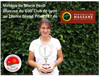Marie Pardi</br>L'été gagnant