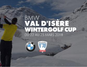 BMW Winter Golf</br>Un air de Ryder Cup