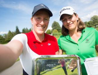 Jabra Ladies Open</br>Astrid Vayson de Pradenne en Playoff