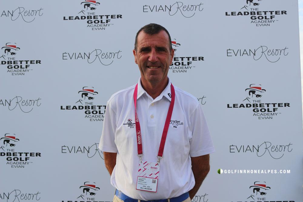 Jean Philippe Serres, Coach de l'Académie Leadbetter