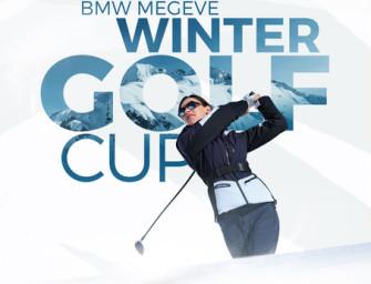 BMW MEGEVE WINTER GOLF CUP </br>19 ans déjà