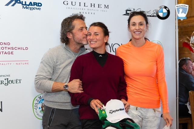 Victoria Lovelady, Proette Brésilienne entre Philippe Guilhem et Maria Verchenova