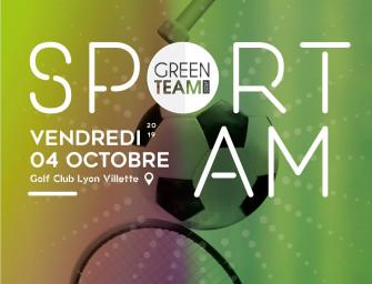 Green Team</br>1°Sport-Am au GCL