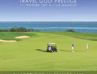 TRAVEL GOLF PRESTIGE</br> Golfer à l'Ile  Maurice
