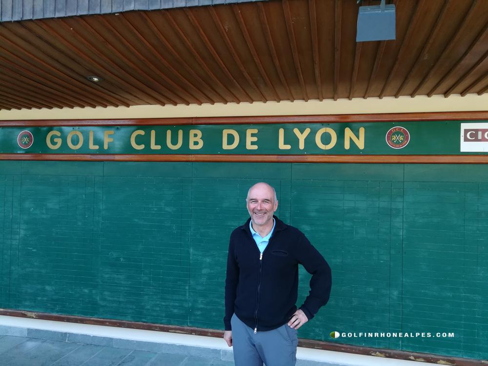 David Richalot, Directeur du GCL