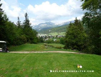 Corrençon en Vercors</br>Un golf exceptionnel