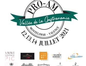 Drôme</br>Retour du Pro-Am de la Gastronomie