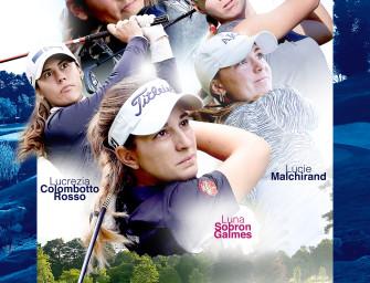AMUNDI</br>Acteur majeur du Golf féminin
