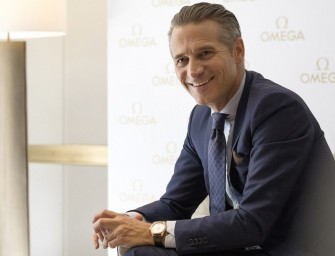 Le Golf est dans l' ADN d'OMEGA</br>Raynald Aeschlimann, CEO OMEGA