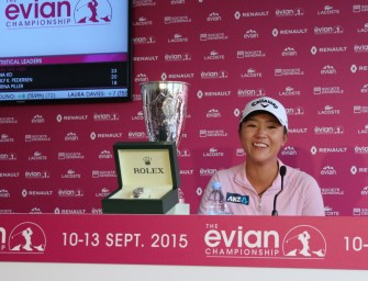 Lydia Ko</br>Interview