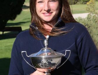 Grand Prix de l'Ardèche</br>Marie Pardi bat les garçons