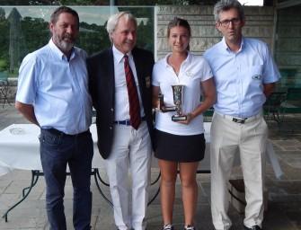 Grand Prix du GCL</br> Marie Pardi confirme, Charles Almeida aussi!