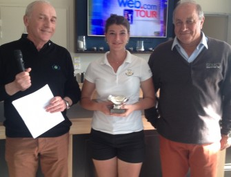 Annonay</br>Retour gagnant pour Marie Pardi