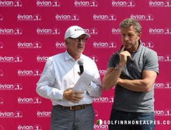 Franck Riboud</br> Comment relancer le golf féminin