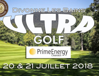 l'Ultra Golf à Divonne