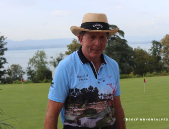 David Leadbetter</br>Interview exclusive