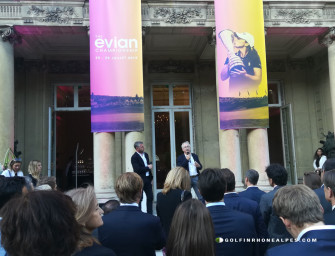 Evian</br>Un Tournoi d'exception