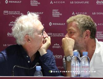 Franck Riboud, Jacques Bungert</br>25 ans de passion partagée