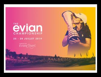 The EvianChampionship</br>Evénement Majeur du golf mondial