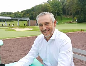 Philippe Vinditelli<br />La réussite dans le golf..