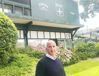 Le Golf après le Covid </> Rencontre avec Jean Franck Burou